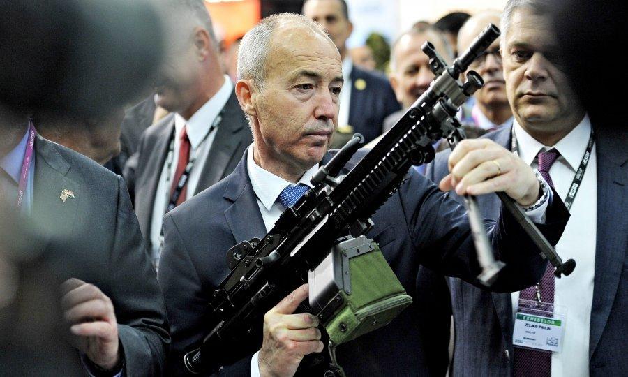 The Croatian Army could get a homemade version of the world's best gunpowder machine gun