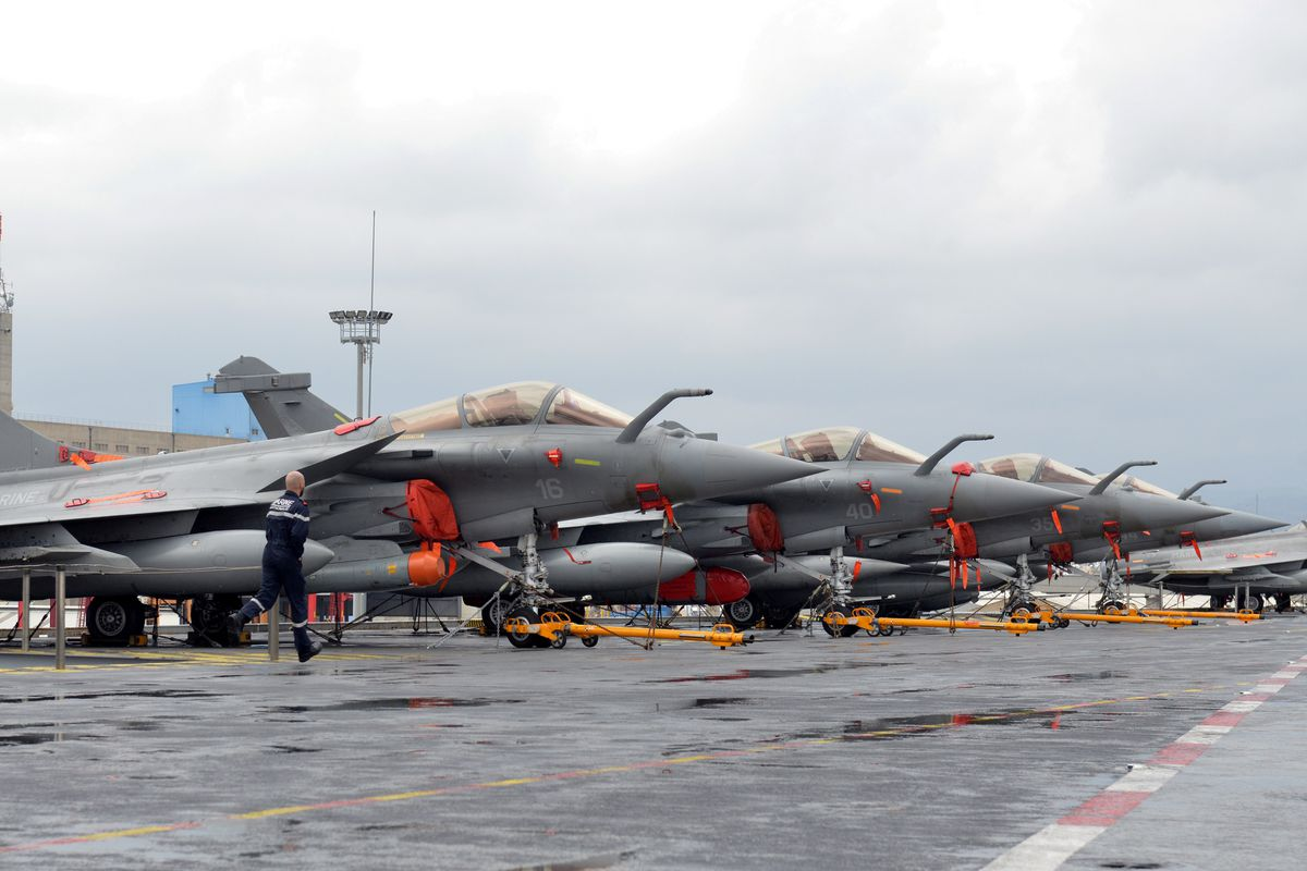 Croatia to buy 12 French Dassault Rafale fighter jets